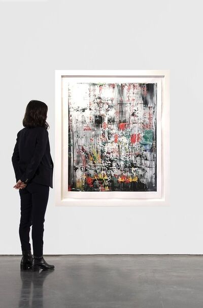 Gerhard Richter, 'Eis 2 (Butin 123)', 2003