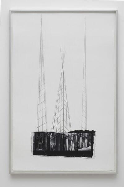 Jennifer Bolande, 'Skyscraper House', 1999