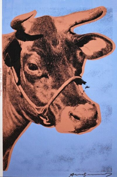 Andy Warhol, 'Cow ', 1971