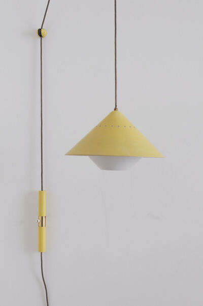 Franco Buzzi, 'An early 1950s Italian lamp attr. to Franco Buzzi for Oluce', ca. 1952