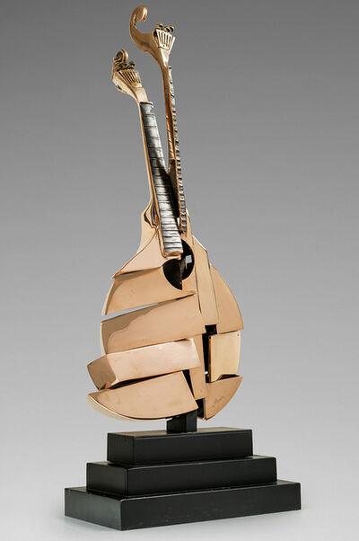 Arman, 'Guitare portugaise ', 2002