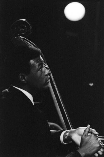 Hervé GLOAGUEN, 'Chris White, Paris', 1965