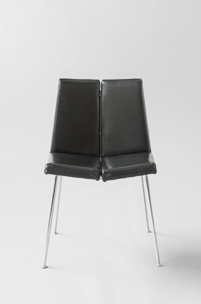 Pierre Guariche, 'Set of 4 chairs CG1', 1959/1960