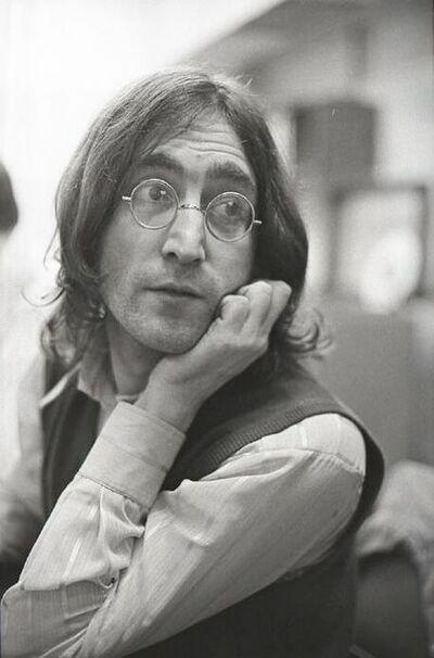 Linda McCartney, 'John Lennon, London', 1969