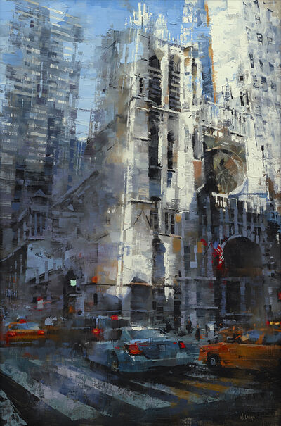 Mark Lague, 'Saint Thomas on Fifth', 2019