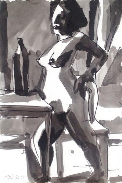 Terry St. John, 'Euve #1', 2015