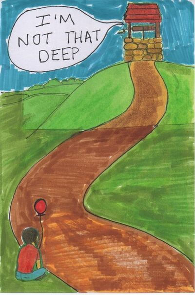 Cameron Dailey, 'I'm Not That Deep ', 2015-2016