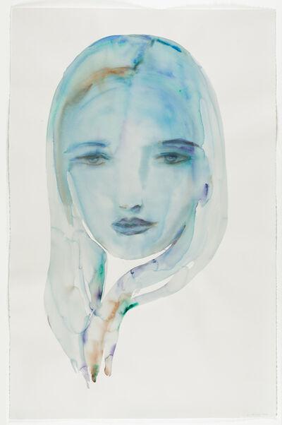 Kim McCarty, 'Large Blue', 2017