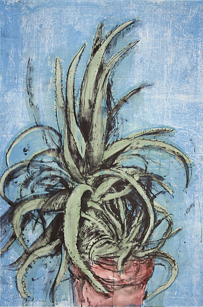 Jim Dine, 'New Mexican Aloe', 2010