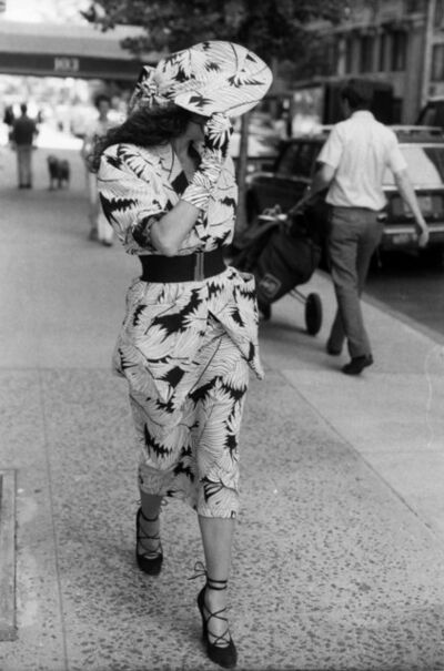 Bill Cunningham, 'Untitled, New York City', 1984