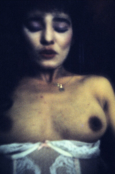 Jeffrey Silverthorne, 'Woman with Lace #2, Tamyko's ', 1990