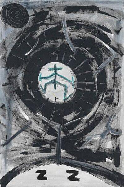 A.R. Penck, 'War Planet'