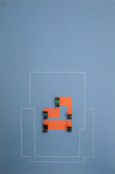 Robyn Denny, '9A (2)', 1973