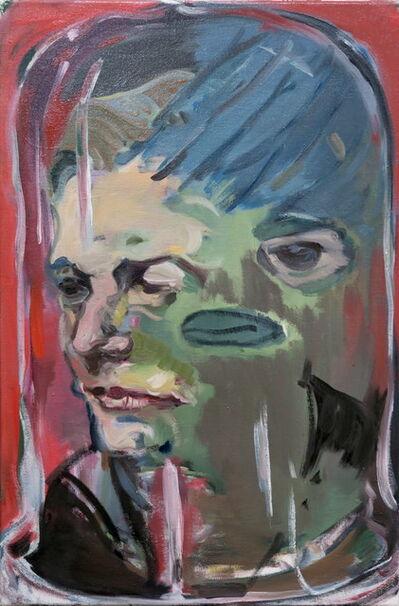 Simona Deflorin, 'Eulenmensch', 2019