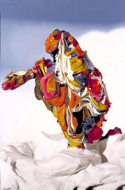 Richard Patterson, 'Repo Man', 2000