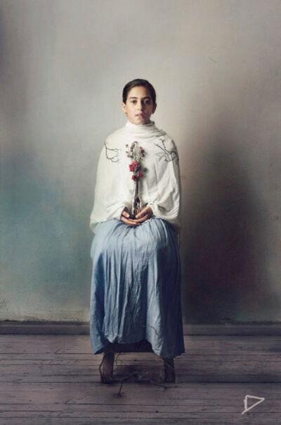 Lubna Abdel Aziz, 'The Same Place', 2014