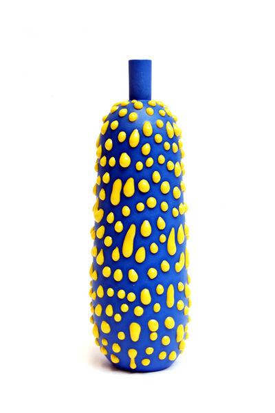Ahryun Lee, 'Imaginary Drink Yellow Dot', 2015