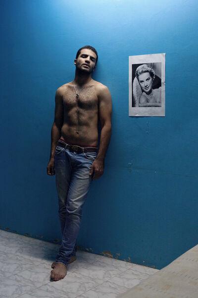 "Joseph Huber, 'Junger Mann in seinem Zimmer, from the series ""SURA""', 2010"