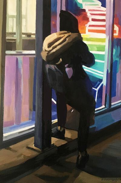 Lisbeth Firmin, 'Taking a break', 2018