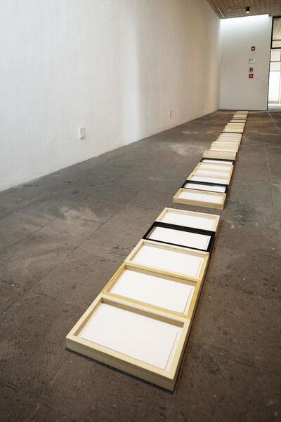 Raúl Rebolledo, 'Untitled (It's sinking)', 2019