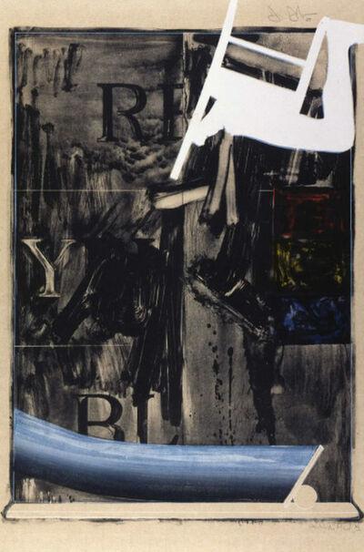 Jasper Johns, 'Watchman', 1967