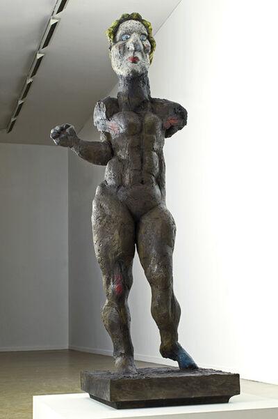 Markus Lüpertz, 'Mozart', 2005