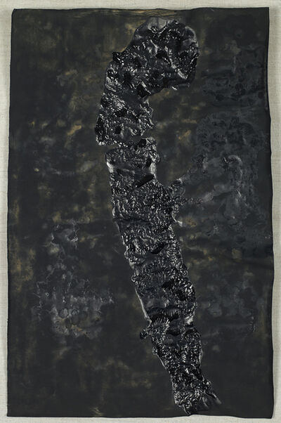 Yang Jiechang 杨诘苍, 'Hundred Layers of Ink - Magic Wand 02', 1991