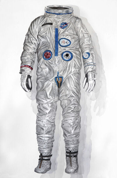 Thomas Broadbent, 'Silver Suit (Early Gemini Spacesuit)', 2018