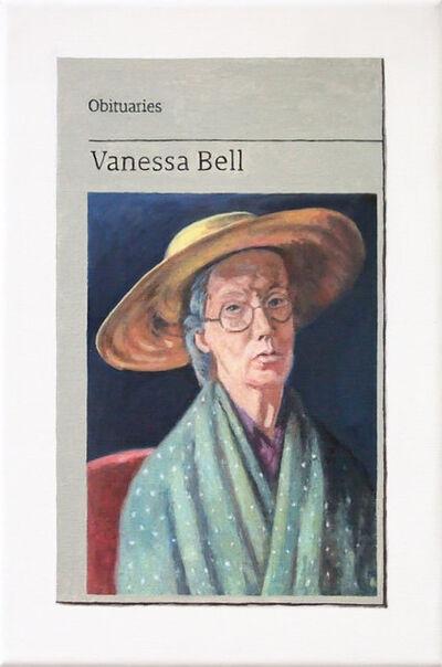 Hugh Mendes, 'Obituary: Vanessa Bell ', 2019