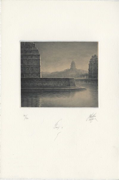 Jean Michel Mathieux-Marie, 'Paris II: 5', Unknown