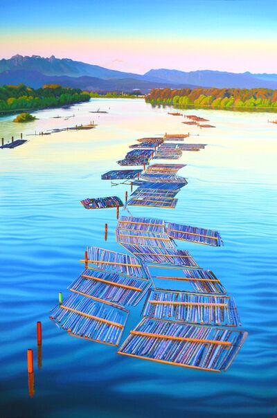 Valerie Raynard, 'River Wide', 2021