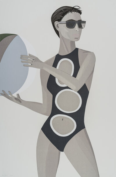 Alex Katz, 'Chance (Anne)', 2016