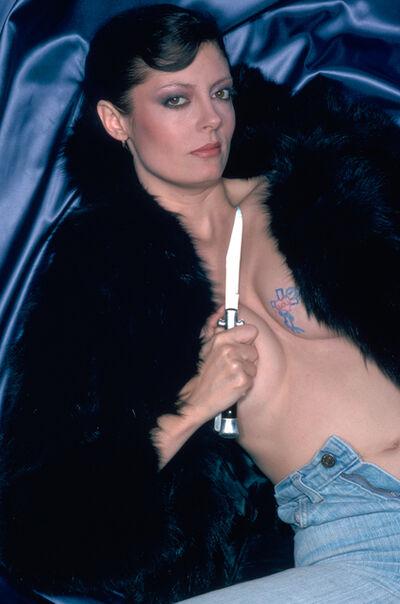 Chris von Wangenheim, 'SUSAN SARANDON, 1978', 1978