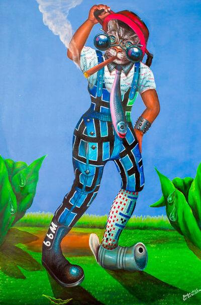 Bodo Fils BBM (M'Pambu Bodo Bodo), 'Chat frimeur ', 2020