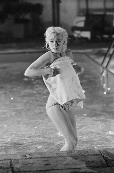 Lawrence Schiller, 'Marilyn Monroe (Surprised)', 1962