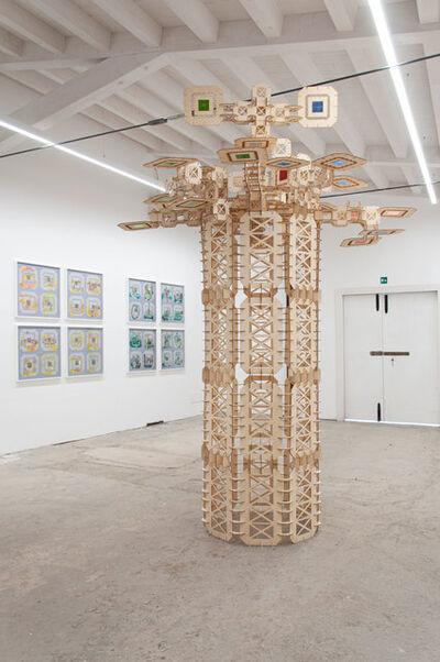 Marcos Lutyens, 'Island Ark Kit ', 2019