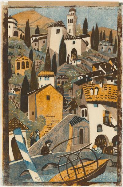 Lill Tschudi, 'Morcote', 1948