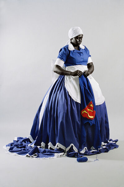 Mary Sibande, 'They Don't Make Them Like They Used To', 2008
