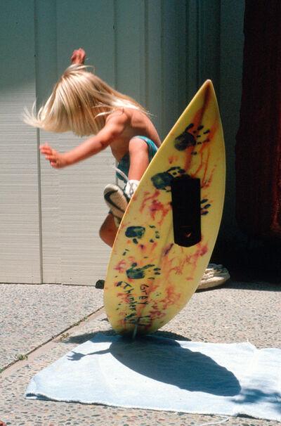 Herbie Fletcher, 'Greyson, Surfboard Ollie, 1992', 2019