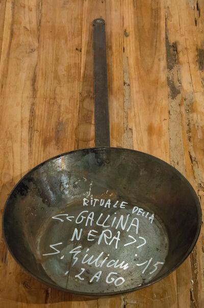 Sandro Giuliani, 'II Rituale della Gallina Nera (Ritual of the Black Hen)'
