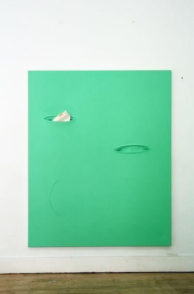 Mohamed Namou, 'Poche', 2014