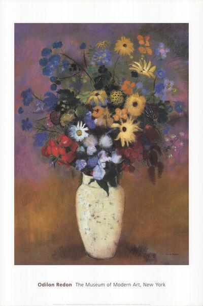 Odilon Redon, 'Vase of Flowers', 2004