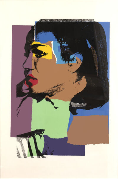 Andy Warhol, 'From: Ladies and Gentlemen', 1975