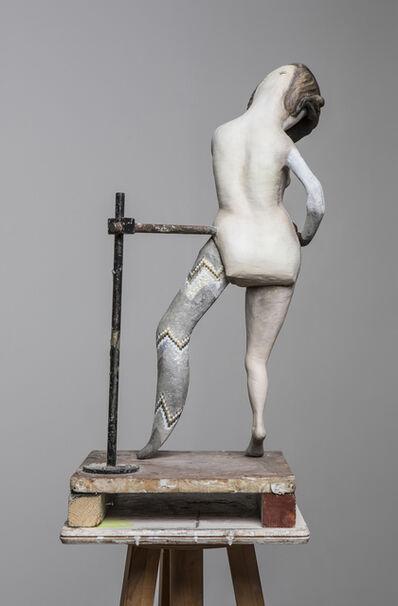 Cathie Pilkington RA, 'Degas Doll 3', 2017