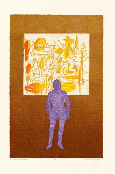 Michael Krueger, 'Gorky Guard', 2017