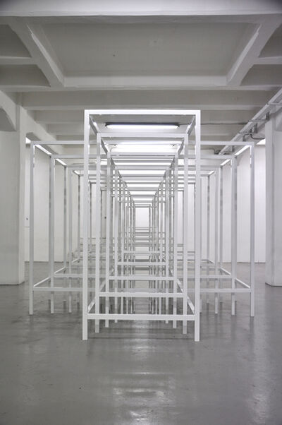 Paolo Cavinato, 'Protection #2 (16 Tables)', 2015