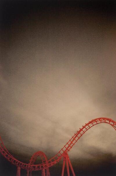 John C. Davis (b. 1980), 'Untitled (Roller Coaster, Ocean City, Maryland)', 2004