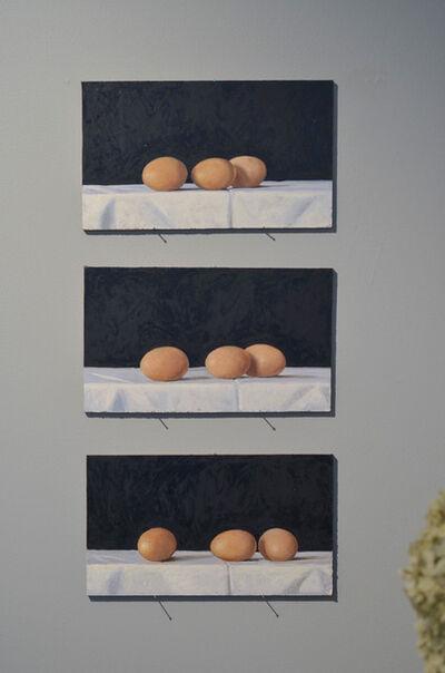Eric Forstmann, 'Eggstrangement', 2018