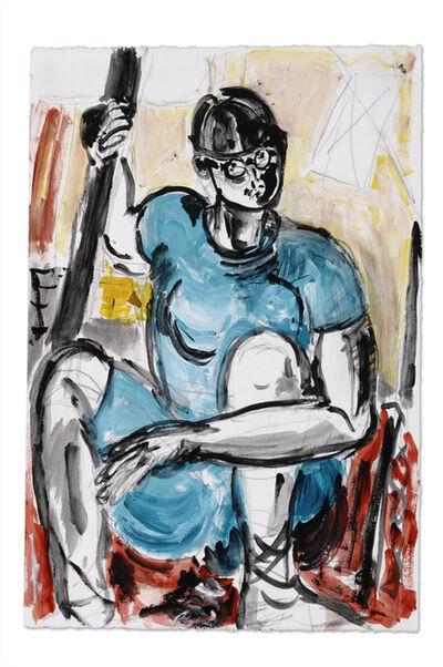 Connie Fox, 'Self as M.B. as Acrobat', 2007