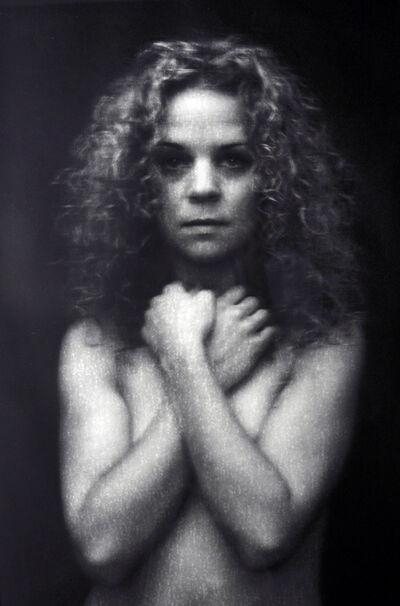 Graham davies, 'Portrait of a Woman 1'